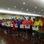 第一届雪隆广青乒乓邀请赛圆满结束