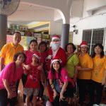 妇女部圣诞节爱心关怀活动——探访儿童